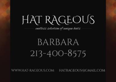Hat Rageous