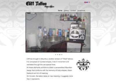 Cliff Tattoo